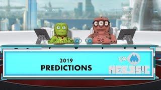 9XM Newsic | 2019 Predictions | Bade | Chote