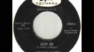 Sterling Magee - Keep On.wmv