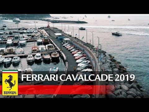 Ferrari Cavalcade 2019 – Capri