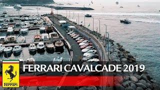 homepage tile video photo for Ferrari Cavalcade 20019 - Capri
