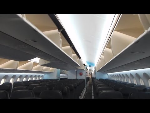 SEAT REVIEW - Air Canada Long Haul Economy