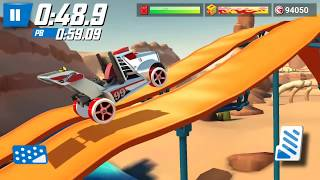 Hot Wheels: Race Off - Daily Race Off And Supercharge Challenge #134 | Android Gameplay| Droidnation