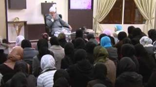 Gulshan-e-Waqfe Nau (Lajna) Class: 4th December 2010 - Part 1 (Urdu)