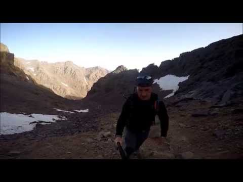 Jebel Toubkal June 2015
