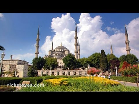 Istanbul, Turkey: The Blue Mosque