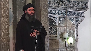 أين اختفى زعيم تنظيم داعش ابو بكر البغدادي؟