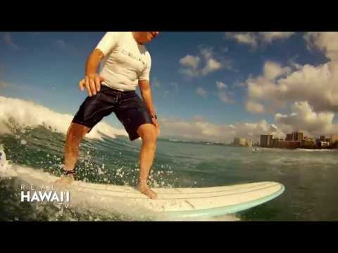 Real Hawaii TV - Honolulu's Former Surfing Mayor