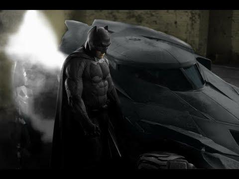 Batsuit Revealed Ben Affleck Ben Affleck's Batman C...