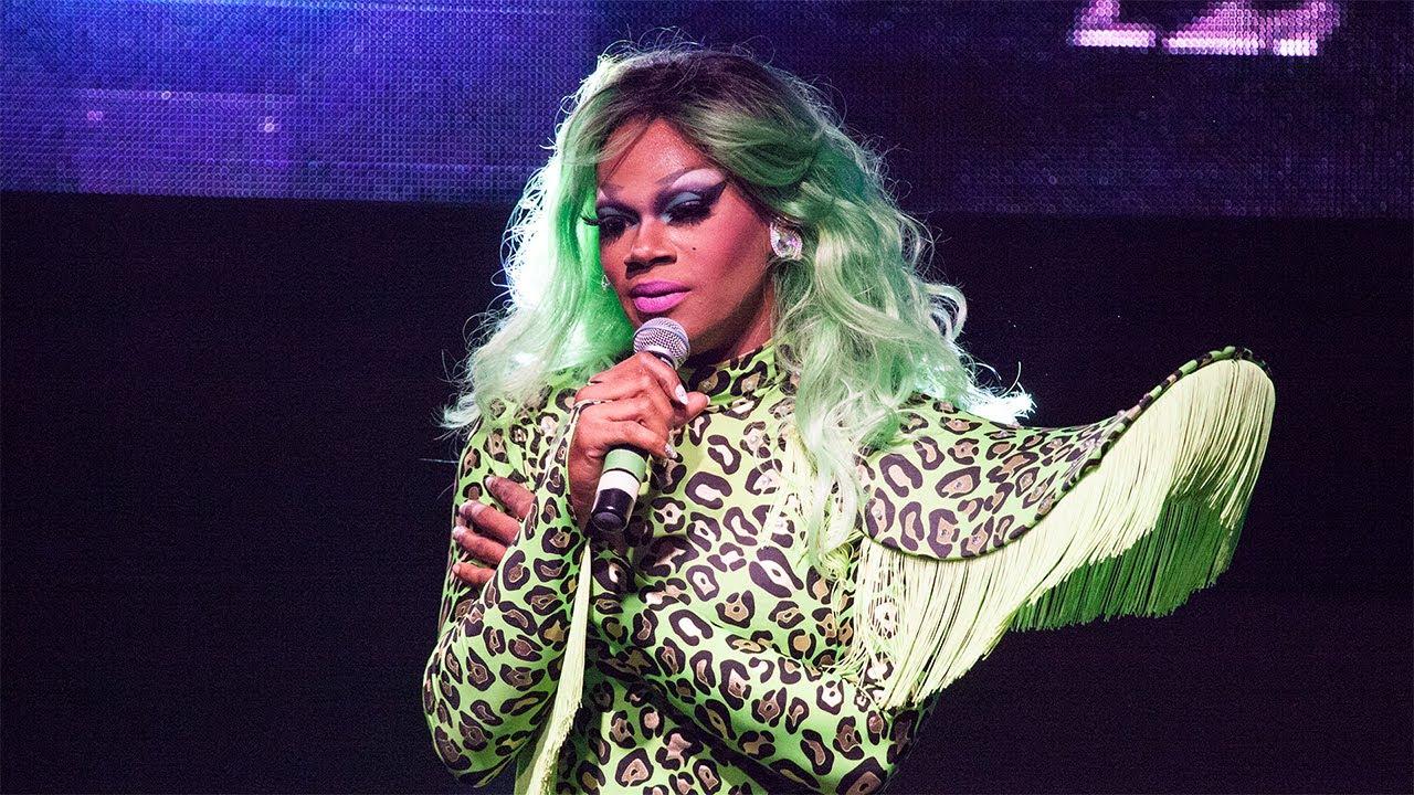 'RuPaul's Drag Race' star Chi Chi DeVayne dies at 34