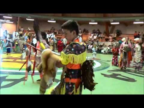 Siksika Pow Wow Day 2 Intertribal Dance 1