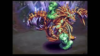 Legend of Mana - Some Boss Battles
