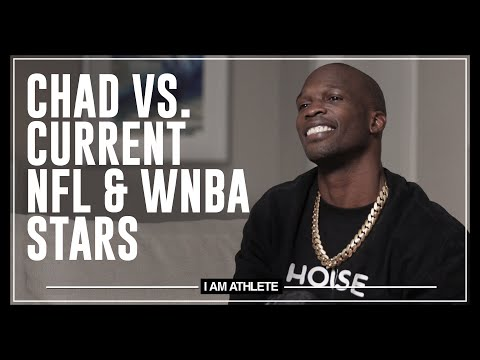 Chad vs. Current NFL & WNBA Stars | I AM ATHLETE with Brandon Marshall, Chad Johnson & More
