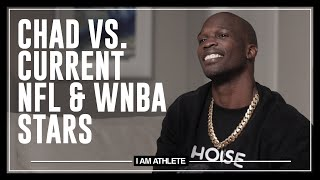 Chad vs. Current NFL & WNBA Stars | I AM ATHLETE (S2E20)