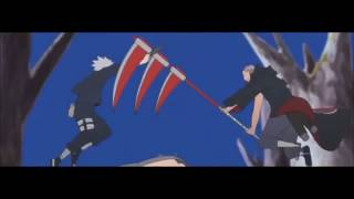 $UICIDEBOY$ X GETTER - CHAMPION OF DEATH // KAKASHI VS HIDAN & KAKUZU
