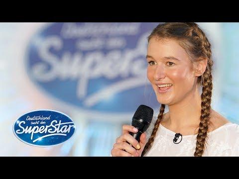 """DSDS 2018  Magdalena Tworkowska mit """"Boom Boom Boom Boom"""" von den Vengaboys"""