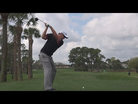 BO VAN PELT - 2014 DRIVER GOLF SWING DTL REGULAR & SLOW MOTION 1080p HD