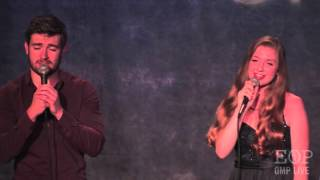 "Emmet Cahill w/ Olivia Rose Bradley ""The Prayer"" @ Eddie Owen Presents"
