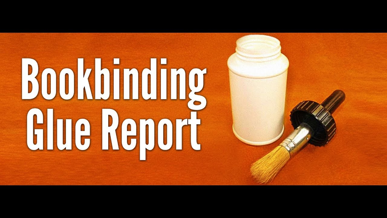Glue Options For Perfect Bound Paperback Books – DIY Bookbinding