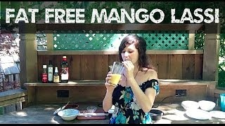 Raw Mango Lassi Recipe