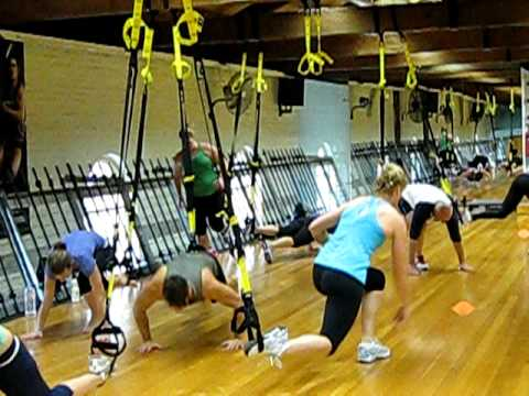 The Forum Staff Take on TRX Training Weekend in Newcastle #1