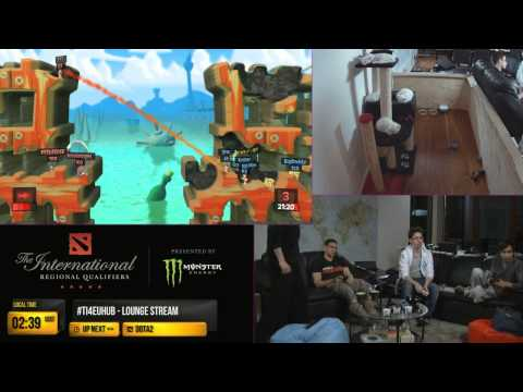 Worms Revolution [19th May 2014] with n0tail, Fly, Pieliedie and SingSing