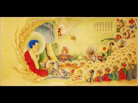 Buddhist Music - 讚佛偈 - 即心念佛 (HQ) Verse in Praise of Amitabha
