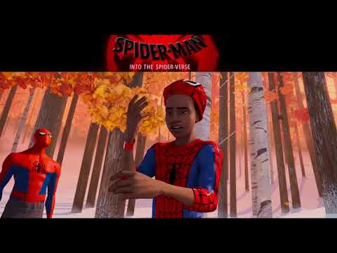 Cinematics: Into the Spiderverse Trailer (extended)