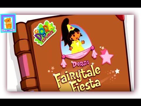 Dora The Explorer Dora 39 s FairyTale