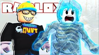 FREEZING TO DEATH ROBLOX!