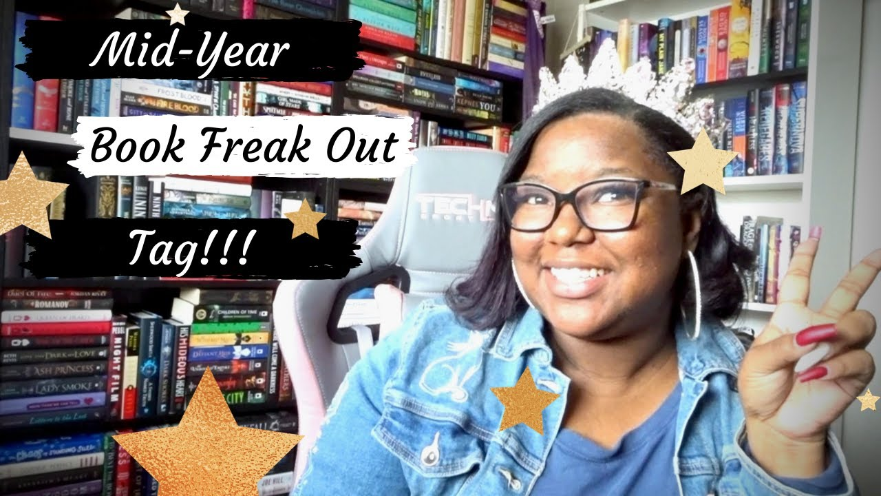 Mid-Year Book Freak Out Tag|| Tag Tuesday