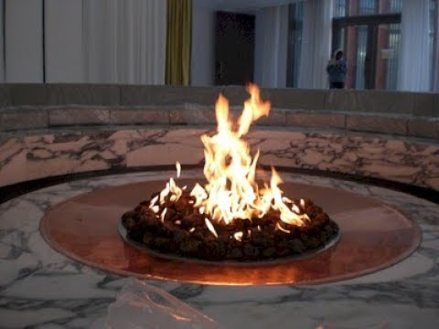 Indoor fire pit youtube for Alcohol fire pit