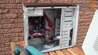 видео Техническое обслуживание компьютера