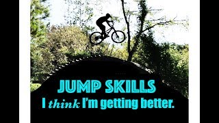 MTB Jump Skills - Results after 3 practice sessions