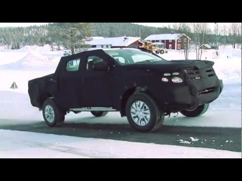 Testing Traction for Ford Ranger T6