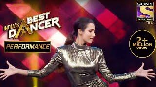 Malaika Arora ने दिखाया सबको अपना जलवा! | India's Best Dancer
