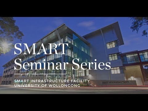 SMART Seminar Series: Presented by Dr George Grozev