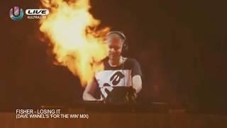 Fisher - Losing It (Dave Winnel's 'For The Win' Mix)[Ultra Japan - Armin Van Buuren 2018]