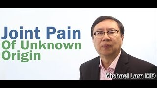 Adrenal Fatigue causes Joint Pain of Unknown Origin