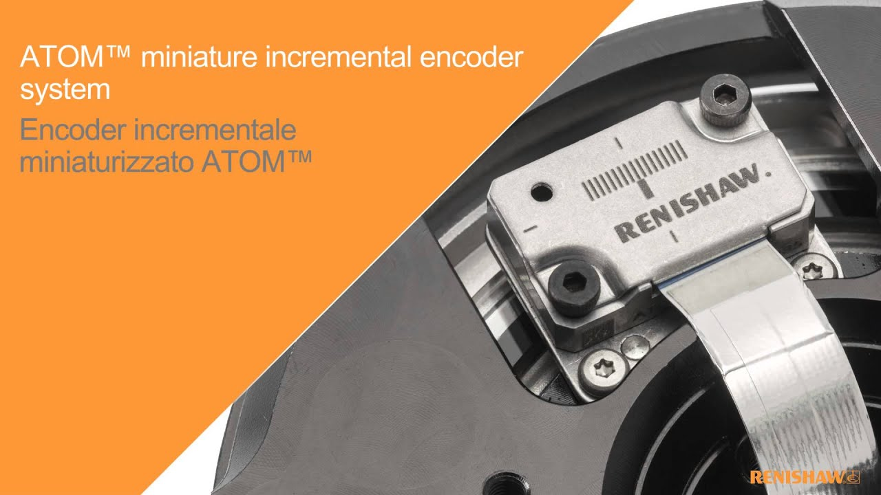 EMO Milano 2015: Introducing the latest position encoder technology