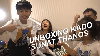Download lagu The Onsu Family - Unboxing Kado Sunat Thanos
