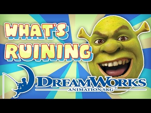 What's RUINING DreamWorks?