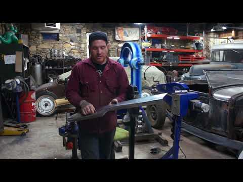 How To Make A Custom Hot Rod Dash- Ford Free-T - Ep. 22