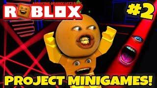 Roblox: #2 di minigiochi di progetto: LASER FARTS! [Giochi arancioni fastidiosi]