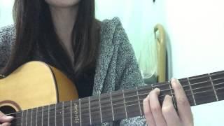 Phai dấu cuộc tình ( Bích Phương ) cover guitar by Mì Tôm