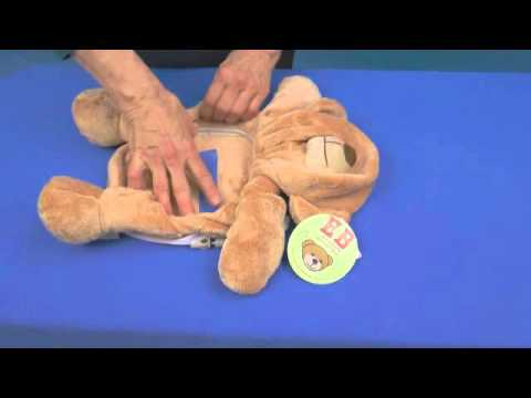 How To Embroider An Embroider Buddy Stuffed Animal With Deborah