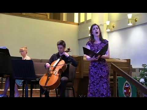GIRL (Donald Patriquin and Joanna Gosse) CANTIAMO with soprano Ellen McAteer