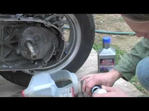 07 Suzuki Burgman 400 Transmission  Gear  Final Drive