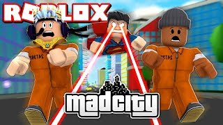 3 PLAYER MAD CITY IN ROBLOX