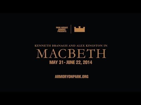 Macbeth: Time Lapse Load-In