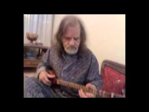 "Persian Music: "" Zarbi Abuata "" by Jalal Zolfonun on Setar |  ضربی ابو عطا جلال ذوالفنون"